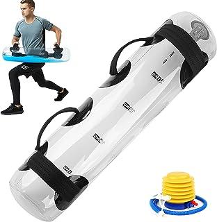 Flytise 25 kg Wasser-Aqua-Tasche Krafttrainings-Tasche für den Fitness-Workout-Muskelaufbau Wasser Aqua Bag