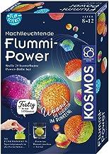 Kosmos 654108 Fun Science – Nachtleuchtende Flummi-Power, Stelle 20 kunterbunte..