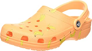 Crocs Men's and Women's Classic Vacay Vibes Clog|Casual Slip on Water Shoe