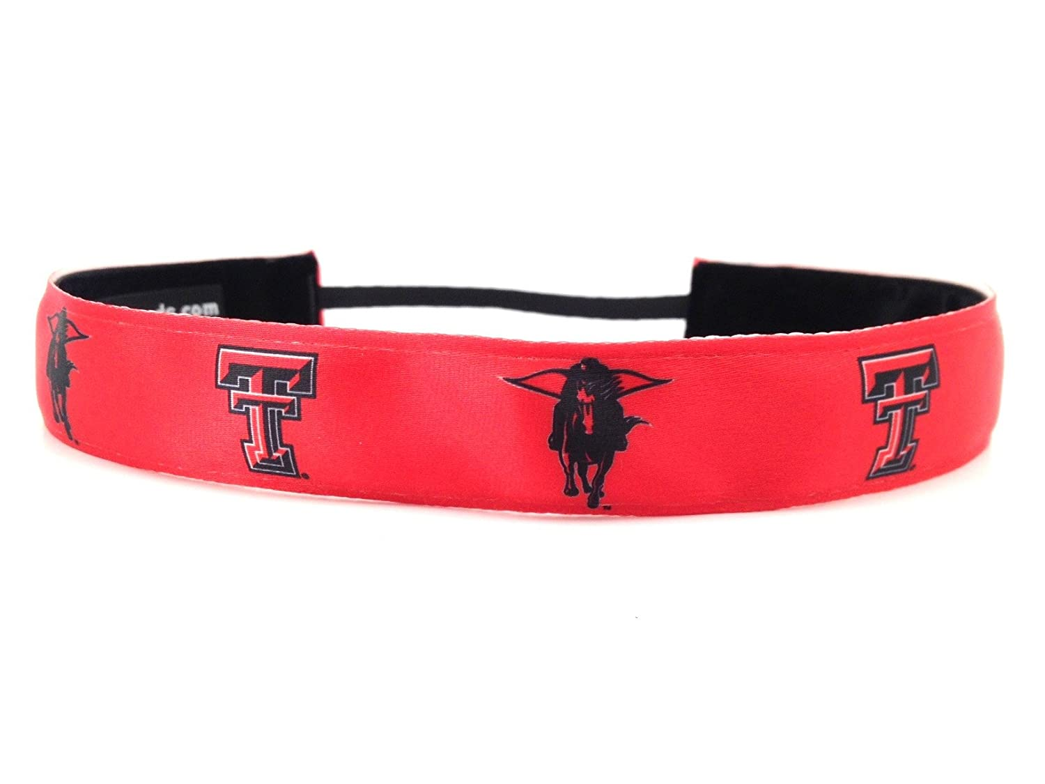 One Up Bands Women's NCAA Texas Tech University Team One Size Fits Most