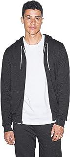 Unisex Tri-blend Terry Long Sleeve Zip Hoodie