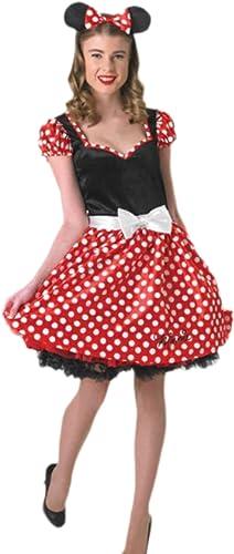 Mercancía de alta calidad y servicio conveniente y honesto. Erdbeerloft mujer Minnie Mouse Lunares Disfraz, Disfraz, Disfraz, S de l, multiColor  precioso