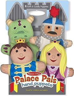 Palace Pals Hand Puppets: Puppets & Plush - Puppets