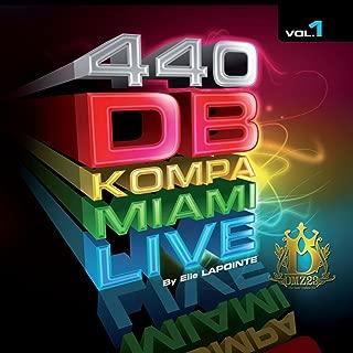 440 DB Kompa Miami Live (Vol. 1)