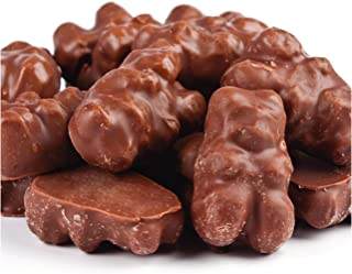 Chocolate covered Gummi Bears 1 pound chocolate gummy bears