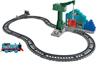 Fisher Price Thomas and Friends Track master Trouble At Brendam Docks Set