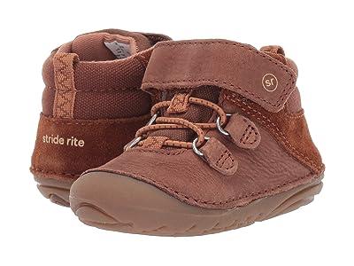 Stride Rite SM Blake (Infant/Toddler) (Brown) Boys Shoes