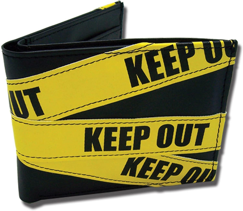 Great Eastern Entertainment Durarara!! Keep Out Wallet