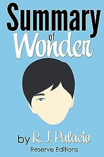Best summary wonder by rj palacio Reviews