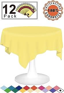 Best disposable round paper tablecloths Reviews