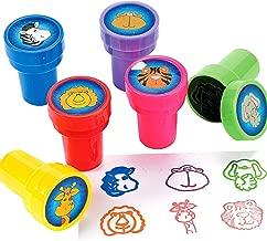 Kinderstempel « LÖWE » Stempel Kinder Geschenk Einschulung Geburtstag Name Zoo