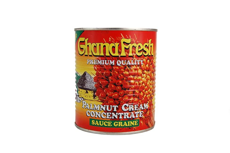 Palmnut Cream Concentrate, Ghana Fresh - 2 cans - $11.74 per cans