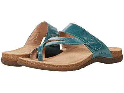 Taos Footwear Perfect (Teal) Women