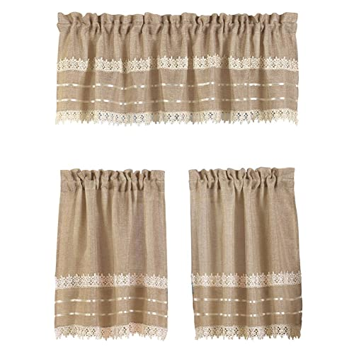 Cool Kitchen Cafe Curtains And Valances Amazon Com Home Interior And Landscaping Palasignezvosmurscom