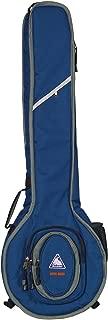 Boulder CB-367BL Alpine Deluxe Openback Banjo Gig Bag - Navy Blue