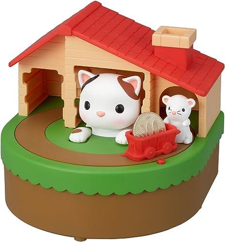 Sutakora Weiß Kitty Cat Kitty Münze Bank