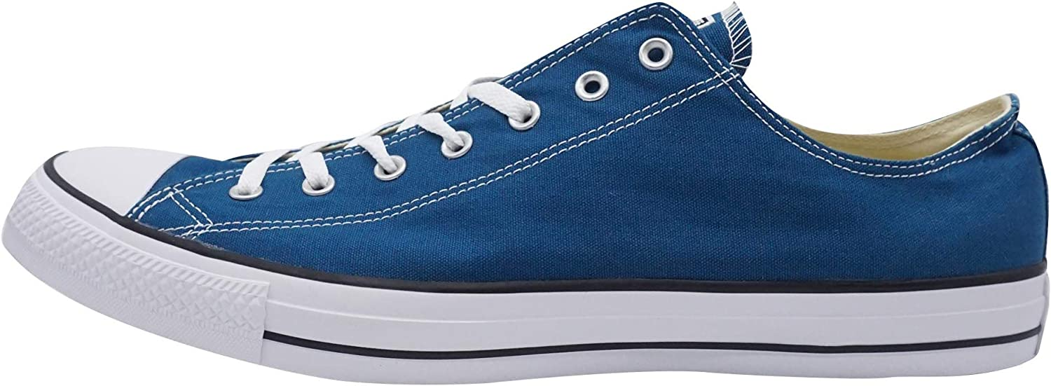 Converse Chuck Taylor All Star Ox Unisex Sneakers bluee