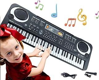 Keyboard Piano Kids 61 Key Electronic Digital Piano Musical