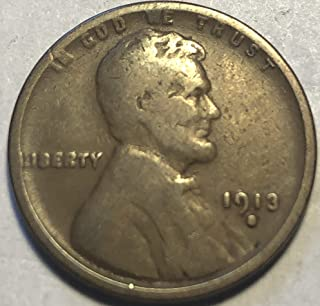 1913 s penny