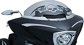 Best motorcycle windshield graphics Reviews