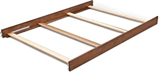 Conversion Kit Bed Rails for Simmons/Delta Adele, Augusta, Castille, Chateau, Cider Hill, Elite, Hanover Park, High Pt, Horizon, Impression, Kensington, Northport, Vancouver Cribs (Chestnut)