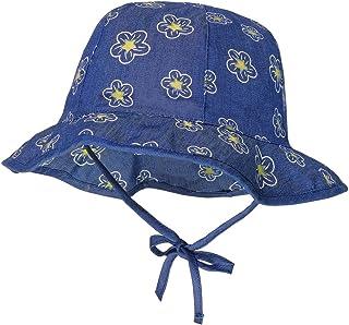 maximo Flapper Jeans Blumen Bindeband Sombrero para Bebés