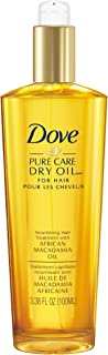Best dove nourishing oil care shampoo ingredients Reviews