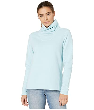The North Face Hayes Funnel Neck Top (Windmill Blue) Women