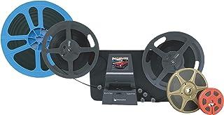 Wolverine 8mm フィルムスキャナー デジタルムービーメーカー MM100PRO [ブラック] 8mmフィルム レギュラー8/スーパー8/シングル8 プロフィルムデジタルコンバーター