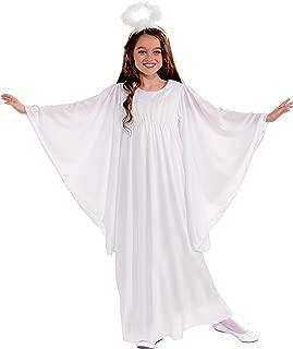 Forum Novelties Angel Child Costume, Large, White