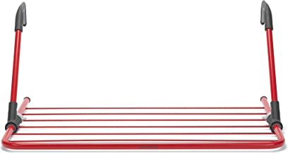 Brabantia Hanging Drying Rack - Passion Red