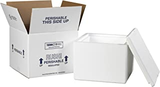 Aviditi 214C Insulated Shipping Containers, 9 1/2
