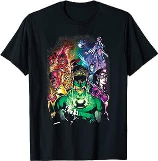 Green Lantern The New Guardians T Shirt T-Shirt