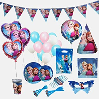 Best frozen decoration birthday party Reviews