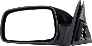 SCITOO Door Mirrors, fit for Toyota Exterior Accessories Mirrors fit 2007-2011 for Toyota Camry with Power Controlling Non-telesccoping Non-Folding Features (Driver Side)