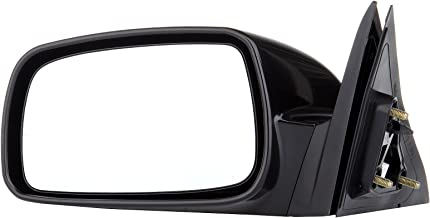 SCITOO Door Mirrors, fit Toyota Exterior Accessories Mirrors fit 2007-2011 Toyota Camry with Power Controlling Non-telesccoping Non-Folding Features (Driver Side)