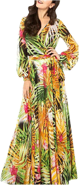 Atlanta Mall Spring Dress for Women 2021 Casual Summer Ranking TOP19 Backless V-Neck