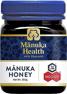 Manuka Health MGO 573, UMF16 and Honey, 250g