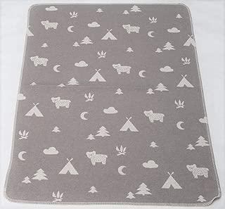 David Fussenegger Juwel 68369379 Baby Blanket Camping 400 g Beige