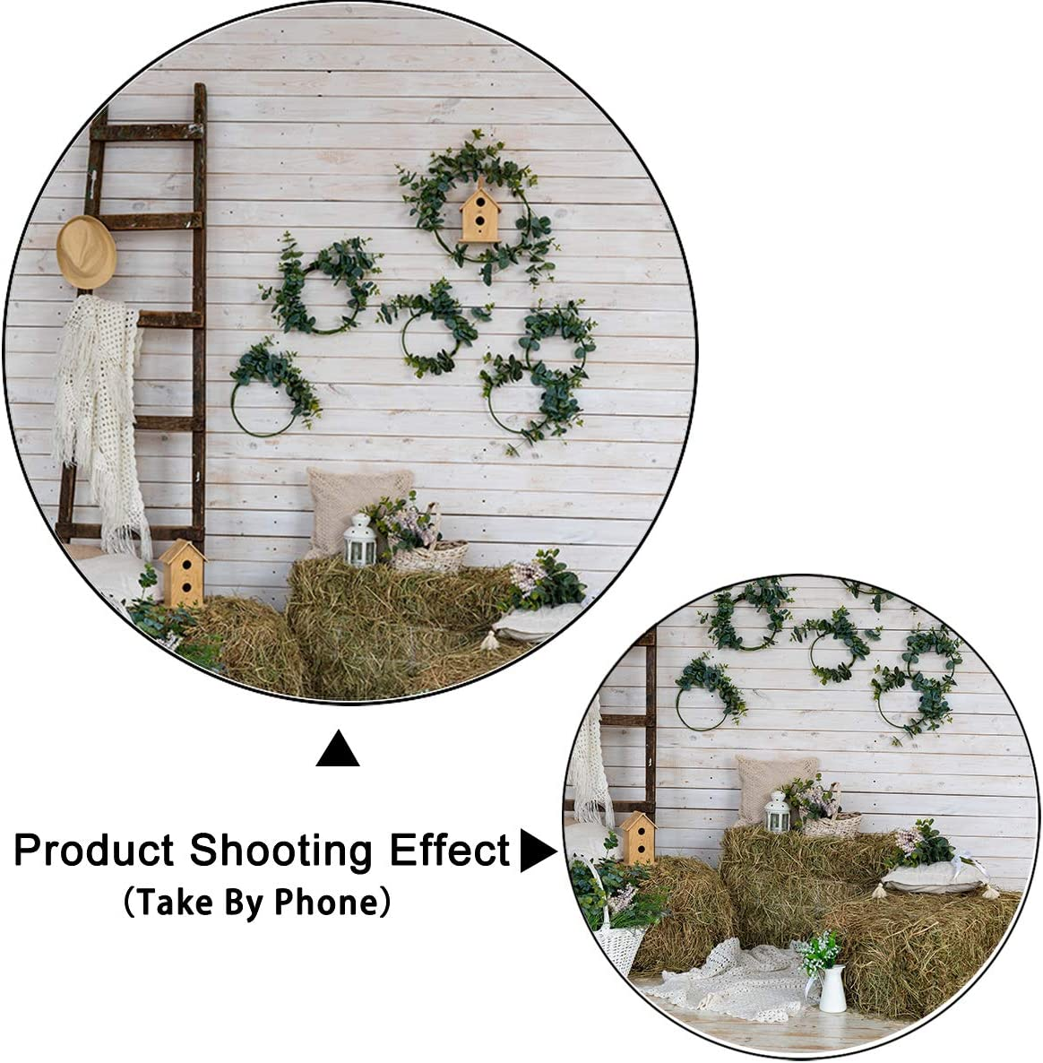 3x5ft,chy292 Levoo Flannel Flowers and Grass Wall Background Banner Photography Studio Boy Girl Birthday Family Party Holiday Celebration Romantic Wedding Photography Backdrop Home Decoration