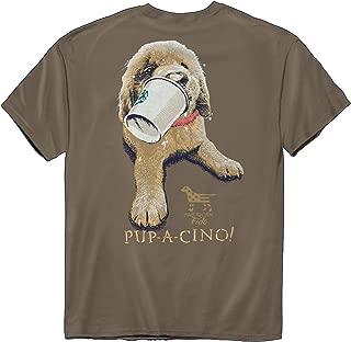 Youth Pupacino Cute Puppy T-Shirt