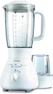 Kenwood Blender Jar 500 Watts with Mill, White, 1.5 Litre, BL440