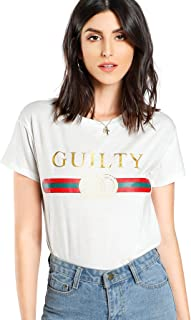 guilty t shirt gucci