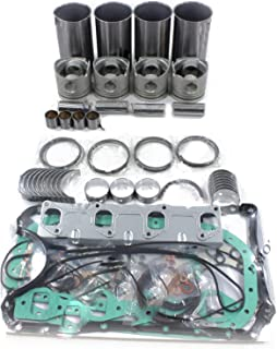 4HG1 4HG1T Engine Rebuild Kit for Isuzu Engine 4.6L NPR NPR300 Truck 5-87813-954-0 Aftermarket Parts