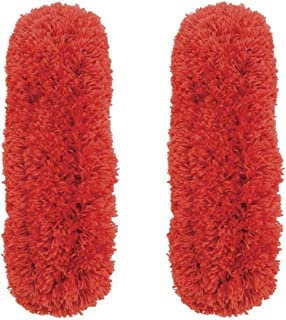 OXO Good Grips Microfiber Duster Refill (2 Pack),Red