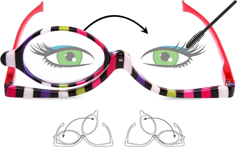 EYEGUARD Max 53% OFF Readers 2 Pack Magnifying Makeup Eye Over item handling ☆ Make Up Sp Glasses
