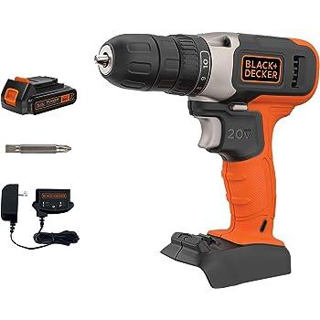 beyond by BLACK+DECKER 20V MAX Cordless Drill/Driver (BCD702C1AEV)