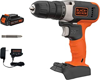 Beyond by BLACK+DECKER 20V MAX Taladro inalámbrico (BCD702C1AEV)