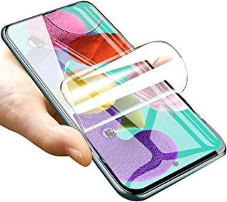 2Pcs screen protector hydrogel Film,for Samsung Galaxy A8 Plus A7 A750 A730f, Phone Screen Protectors