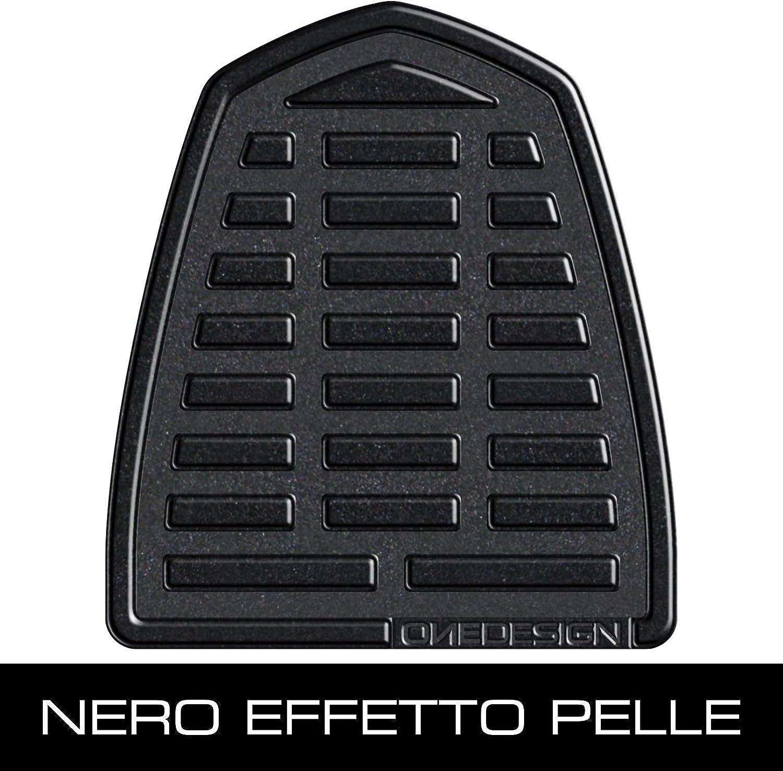 Universal Tank Pad Grigio Pelle Protector de dep/ósito Universal Soft Touch